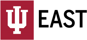 IU East logo.