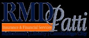RMD Patti logo