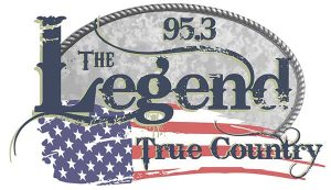 95.3 The Legend, True Country.