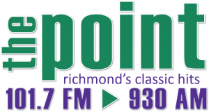 101.7 The Point, Richmond's Classic Hits