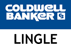 Coldwell Banker Lingle logo.